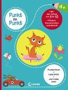 Cover-Bild zu Loewe Lernen und Rätseln (Hrsg.): Punkt zu Punkt - Mit den Zahlen von 1 bis 10