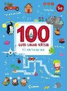 Cover-Bild zu Loewe Lernen und Rätseln (Hrsg.): 100 Gute-Laune-Rätsel für die Vorschule