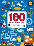 Cover-Bild zu Loewe Lernen und Rätseln (Hrsg.): 100 Gute-Laune-Rätsel - Fahrzeuge