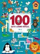 Cover-Bild zu Loewe Lernen und Rätseln (Hrsg.): 100 Gute-Laune-Rätsel - Tiere