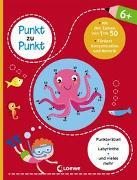 Cover-Bild zu Loewe Lernen und Rätseln (Hrsg.): Punkt zu Punkt - Mit den Zahlen von 1 bis 50