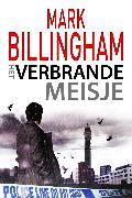 Cover-Bild zu Het verbrande meisje (eBook) von Billingham, Mark