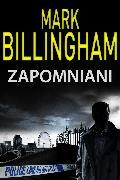 Cover-Bild zu Zapomniani (eBook) von Billingham, Mark