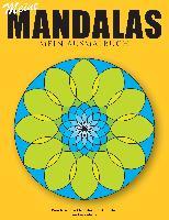 Cover-Bild zu Meine Mandalas - Mein Ausmalbuch - Wunderschöne Mandalas zum Ausmalen von Abato, Andreas