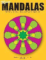 Cover-Bild zu Meine Mandalas - Mein cooles Ausmalbuch - Wunderschöne Mandalas zum Ausmalen von Abato, Andreas