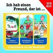 Cover-Bild zu Berufeserie - Hörspielbox (Audio Download) von Hoffmann, Andreas