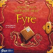Cover-Bild zu Septimus Heap. Fyre (Audio Download) von Sage, Angie