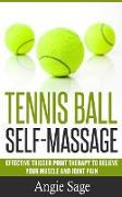 Cover-Bild zu Tennis Ball Self-Massage (eBook) von Sage, Angie