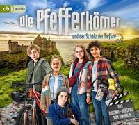 Cover-Bild zu Die Pfefferkörner und der Schatz der Tiefsee von Ahner, Dirk