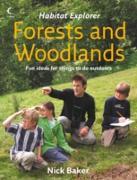 Cover-Bild zu Forests and Woodlands (eBook) von Baker, Nick