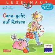 Cover-Bild zu Conni geht auf Reisen von Schneider, Liane