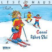 Cover-Bild zu LESEMAUS: Conni fährt Ski (eBook) von Schneider, Liane