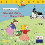Cover-Bild zu LESEMAUS 194: Jana und Teresa feiern Himmelfahrt (eBook) von Pana, Bogda