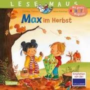 Cover-Bild zu LESEMAUS 96: Max im Herbst von Tielmann, Christian