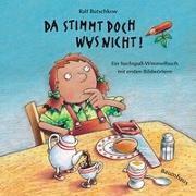 Cover-Bild zu Da stimmt doch was nicht! (Pappbilderbuch) von Butschkow, Ralf