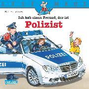 Cover-Bild zu LESEMAUS: Ich hab einen Freund, der ist Polizist (eBook) von Butschkow, Ralf (Illustr.)