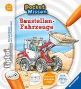 Cover-Bild zu tiptoi® Baustellen-Fahrzeuge von Späth, Ralph