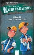 Cover-Bild zu Duell der Detektive von Banscherus, Jürgen