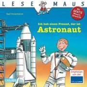 Cover-Bild zu Ich hab einen Freund, der ist Astronaut von Butschkow, Ralf