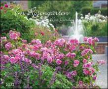 Cover-Bild zu Im Rosengarten 2022 - DUMONT Garten-Kalender - Querformat 52 x 42,5 cm - Spiralbindung von Nichols, Clive (Fotograf)