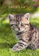 Cover-Bild zu Katzen 2022 - Bildkalender 24x34 cm - Kalender mit Platz für Notizen - mit vielen Zusatzinformationen - Cats - Wandkalender - Alpha Edition von ALPHA EDITION (Hrsg.)