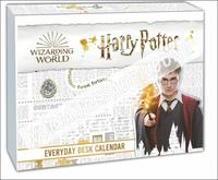 Cover-Bild zu Harry Potter Tagesabreißkalender 2022 von Heye (Hrsg.)