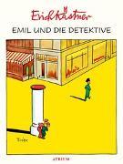 Cover-Bild zu Emil und die Detektive von Kästner, Erich