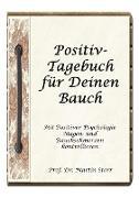 Cover-Bild zu Positiv-Tagebuch für Deinen Bauch von Storr, Martin