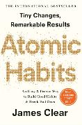 Cover-Bild zu Atomic Habits von Clear, James