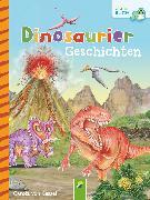 Cover-Bild zu Kessel, Carola von: Dinosauriergeschichten (eBook)