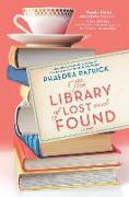 Cover-Bild zu The Library of Lost and Found von Patrick, Phaedra