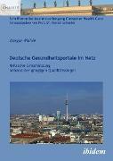Cover-Bild zu Deutsche Gesundheitsportale im Netz (eBook) von Muhle, Ansgar