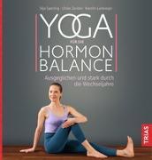 Cover-Bild zu Sperling, Silja: Yoga für die Hormon-Balance