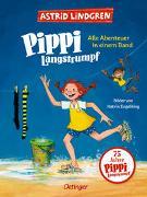 Cover-Bild zu Pippi Langstrumpf. Alle Abenteuer in einem Band von Lindgren, Astrid