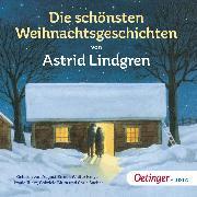 Cover-Bild zu Die schönsten Weihnachtsgeschichten (Audio Download) von Lingren, Astrid