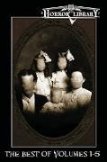 Cover-Bild zu The Best of Horror Library: Volumes 1-5 von Little, Bentley