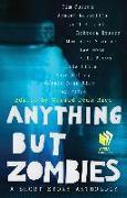 Cover-Bild zu Anything but Zombies (eBook) von Pudge, Jimmy
