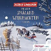 Cover-Bild zu Wie wir in Småland Weihnachten feierten (Audio Download) von Lindgren, Astrid