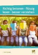 Cover-Bild zu Richtig betonen - flüssig lesen - besser verstehen von Dahmer, Helmut Johann