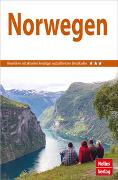 Cover-Bild zu Nelles Guide Reiseführer Norwegen von Nelles Verlag (Hrsg.)