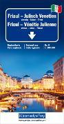 Cover-Bild zu Friaul - Julisch Venetien. 1:200'000 von Hallwag Kümmerly+Frey AG (Hrsg.)
