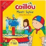 Cover-Bild zu Caillou Meets Sophie: A Story about Autism von Thompson, Kim