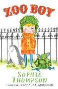 Cover-Bild zu Zoo Boy von Thompson, Sophie