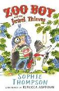 Cover-Bild zu Zoo Boy and the Jewel Thieves von Thompson, Sophie