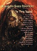 Cover-Bild zu Bards and Sages Quarterly (October 2017) (eBook) von Fowler, Milo James