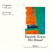 Cover-Bild zu Der Brand (Audio Download) von Krien, Daniela
