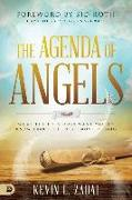 Cover-Bild zu The Agenda of Angels: What the Holy Ones Want You to Know about the Next Move von Zadai, Kevin