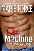 Cover-Bild zu Sex Machine - Blake und Honey (eBook) von Force, Marie