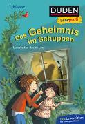 Cover-Bild zu Mai, Manfred: Duden Leseprofi - Das Geheimnis im Schuppen, 1. Klasse