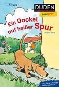 Cover-Bild zu Stehr, Sabine: Duden Leseprofi - Ein Dackel auf heißer Spur, 1. Klasse